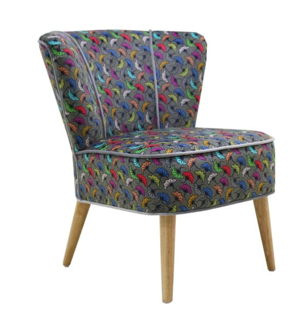 Fauteuil Gasby fleurs mariage