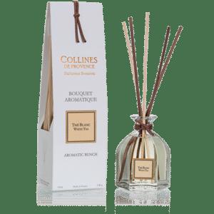 Bouquet aromatique thé blanc