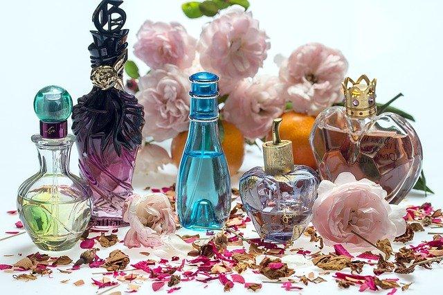 Senteurs et parfums