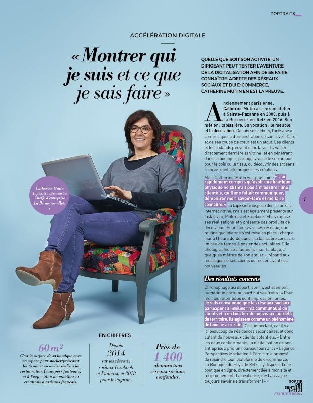 interview Catherine Mutin